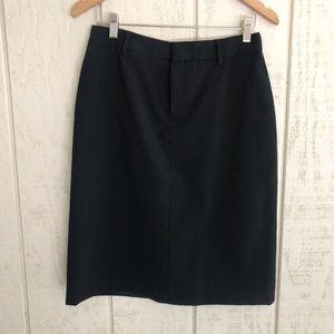 Gap Factory Black Skirt